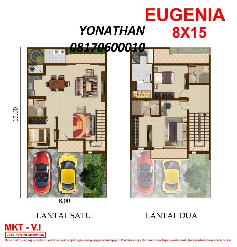 EUGENIA - 8x15