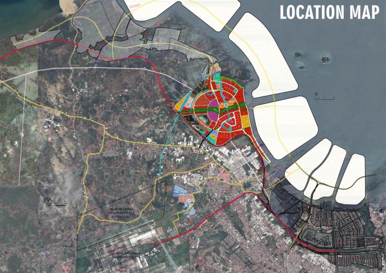 satelit map